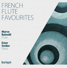 copertina french flute favorites